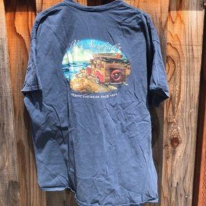 Newport Beach Men's t-shirt